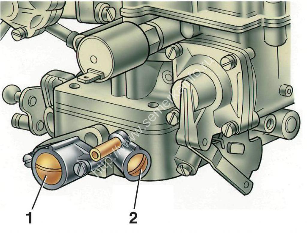 Инструкция карбюратора ваз 21074