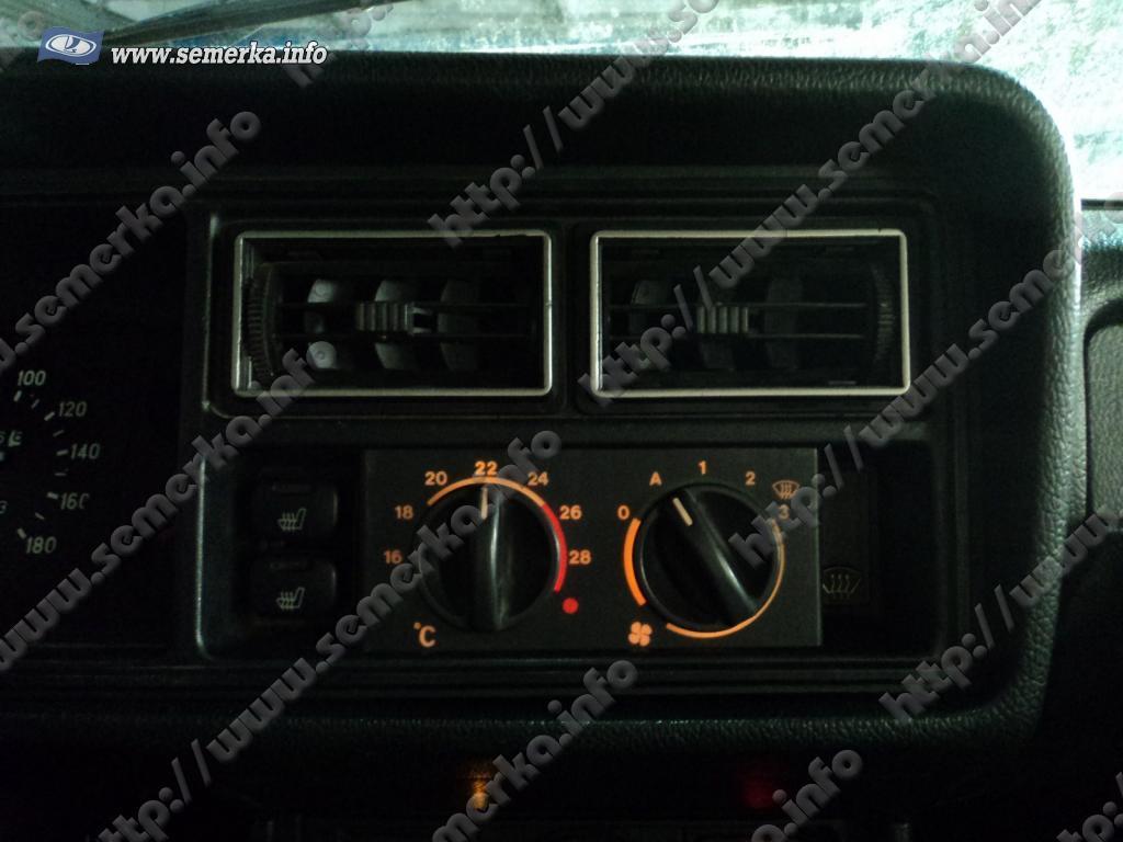 ваз 2110 контроллер схема