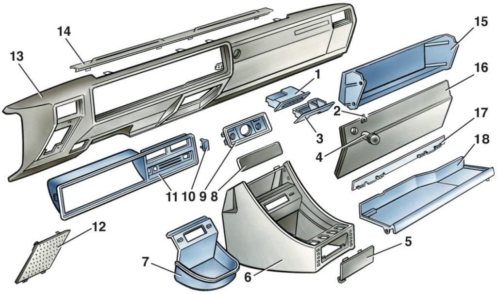 торпеды ВАЗ 2107