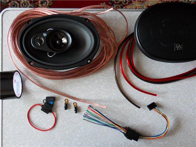 для акустики ваз-2107
