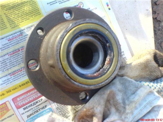 Фото ступица ваз 2107 схема