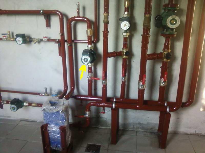 Причины гидроударов на теплообменнике купить теплообменник к газовой колонке vialiant