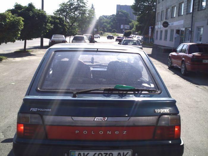 Фиат Полонез Fiat polonez