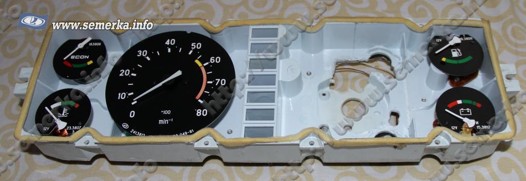 img 0057 - Электронный спидометр на классику