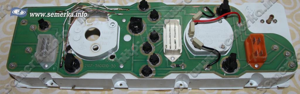 img 0058 - Электронный спидометр на классику