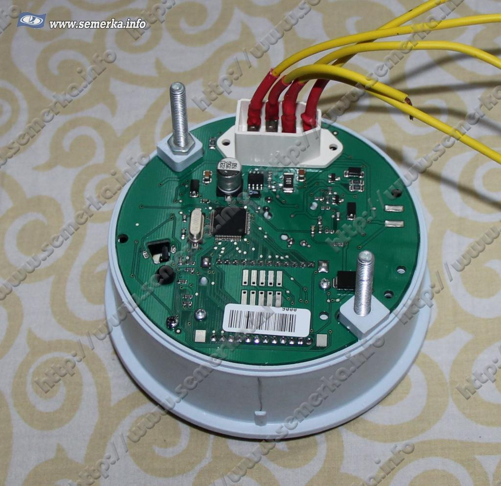 img 0060 - Электронный спидометр на классику