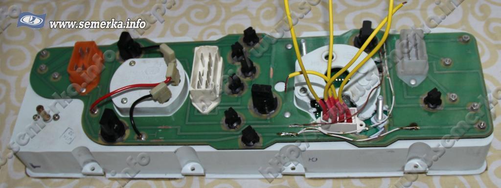 img 0061 - Электронный спидометр на классику