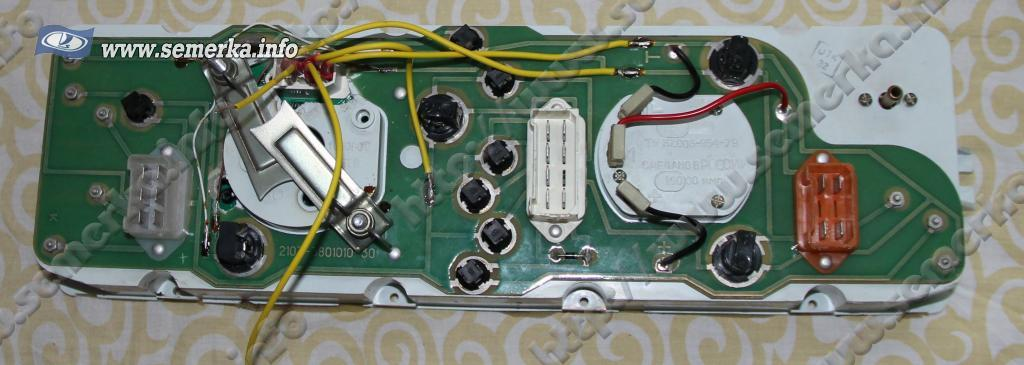 img 0065 - Электронный спидометр на классику